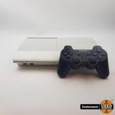 Sony Sony Playstation 3 ultra slim 500GB Wit