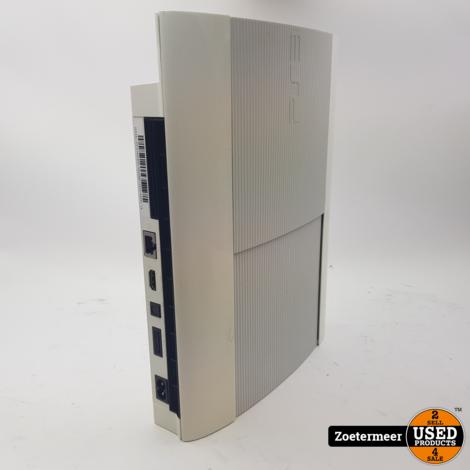 Sony Playstation 3 ultra slim 500GB Wit