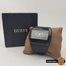 Guess Guess zwarte Horloge