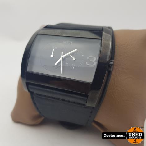 Guess zwarte Horloge