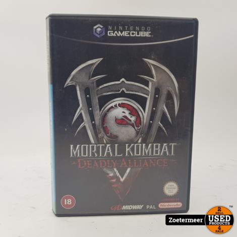 Mortal Kombat Deadly Alliance Nintendo GameCube