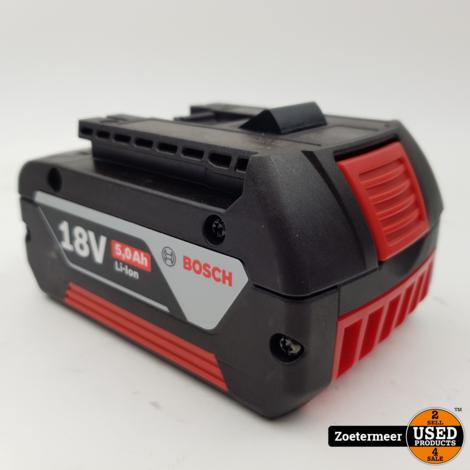 Bosch 18V 5.0Ah accu