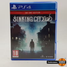 Sony The Sinking City ps4