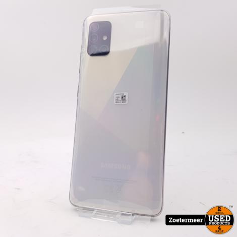 Samsung Galaxy A51 White (NIEUW UIT SEAL)
