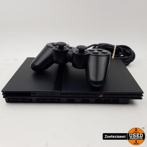 Playstation 2 slim met controller