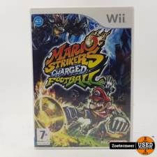 Mario strikers Charges football Wii
