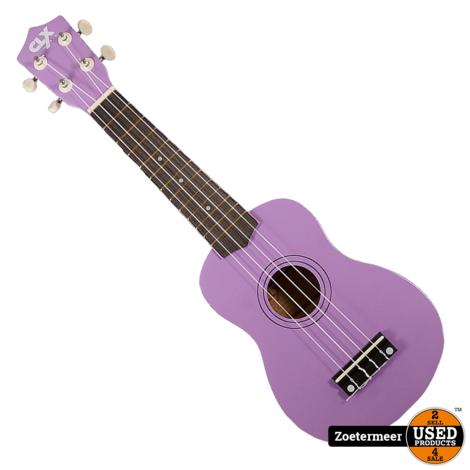 CLXmusic Ukelele (Purple)