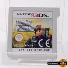 Farming simulator 3DS [Losse cassette]