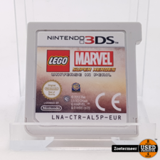 Lego Marvel Super heroes 3DS [Losse cassette]