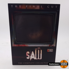 Saw: The Complete Collection (1-7) Blu-ray