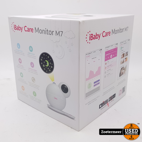 iBaby Care Monitor M7 || Nieuw!