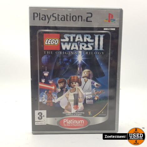 Lego Star Wars 2 ps2