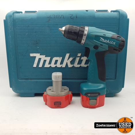 Makita 12V accu boor 6271D