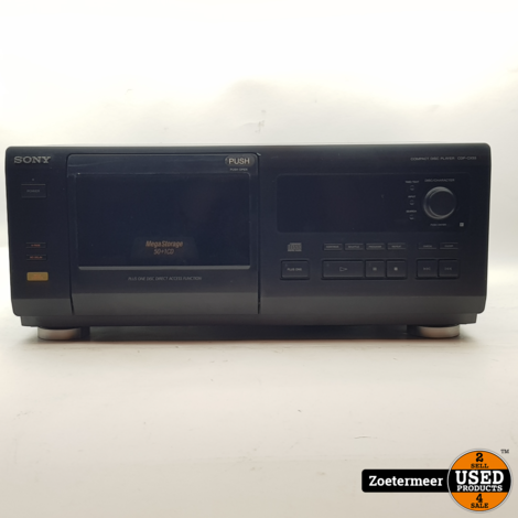 Sony CDP-CX55 CD-Player