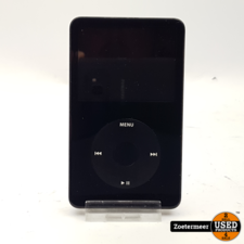 Apple Apple iPod Classic Zwart 30GB