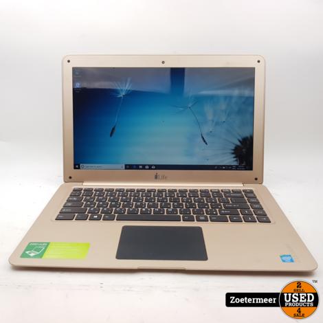 Zed Air Life Laptop || 32GB opslag || 2GB RAM || 14 inch beeldscherm