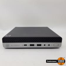 hp HP elitedesk 705 G4 DM 35W mini pc