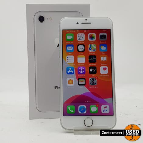 Apple iPhone 8 64GB II Nieuw Accu