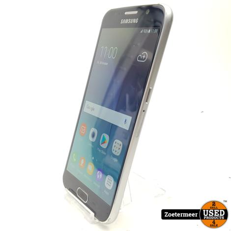 Samsung Galaxy S6 Blauw