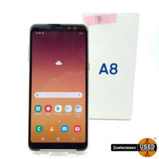 Samsung Samsung Galaxy A8 2018 Goud