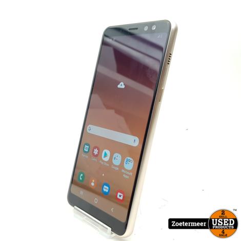 Samsung Galaxy A8 2018 Goud