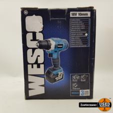 Wesco Wesco Schroevendraaier WS2529 NIEUW