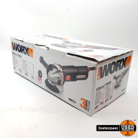 Worx WX711 Slijptol NIEUW