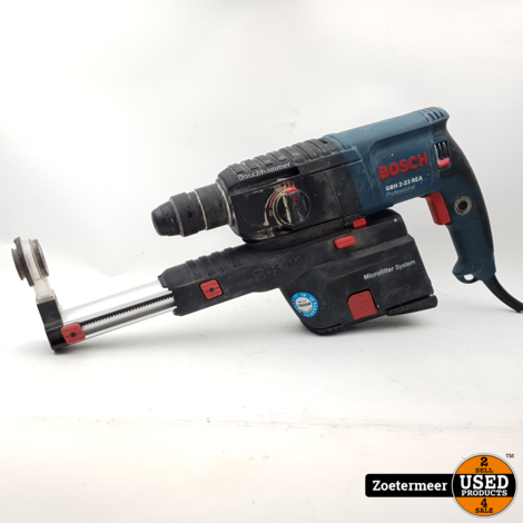 Bosch GBH-2-23 REA Klopboor Incl Micro Filter