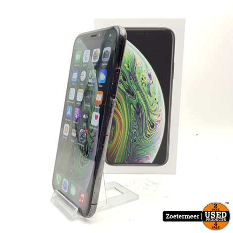 Apple Iphone Xs 256GB Nieuwe accu