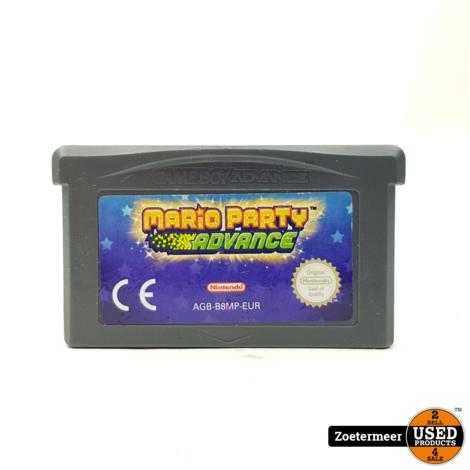 Mario Party Advance gameboy advance