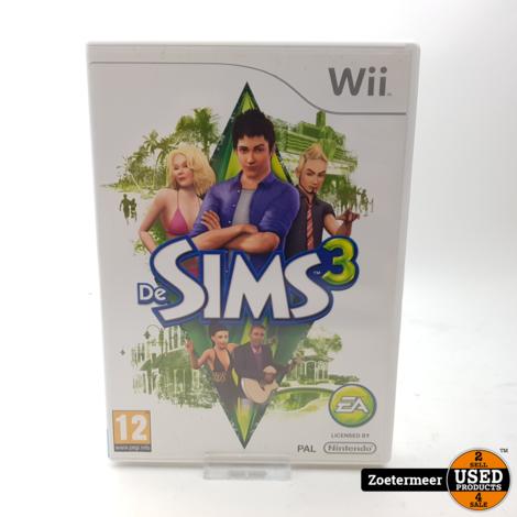 De Sims 3 Wii