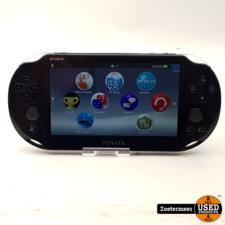 Sony Sony Playstation Vita + 4GB geheugenkaart