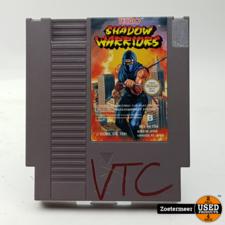 Shadow Warriors NES