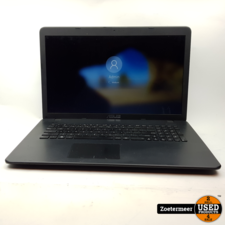 ASUS Asus X751MA Laptop || 4GB RAM || Celeron 1.7GHZ || 500GB HDD || 17 inch