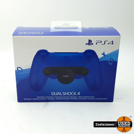 Ps4 Dual shock 4 Back Button attachment
