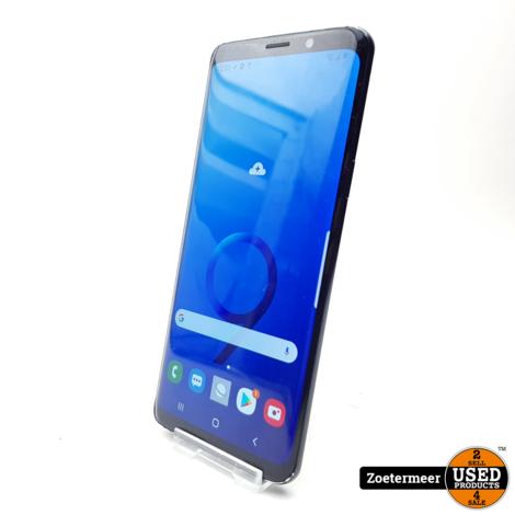 Samsung Galaxy S9 64GB (slechte staat)