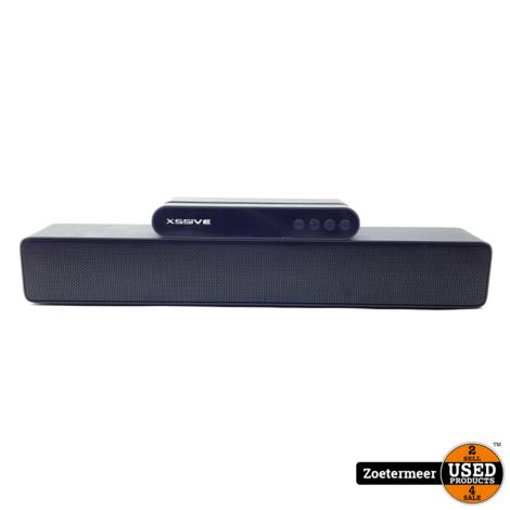 Xssive Soundbar Bluetooth