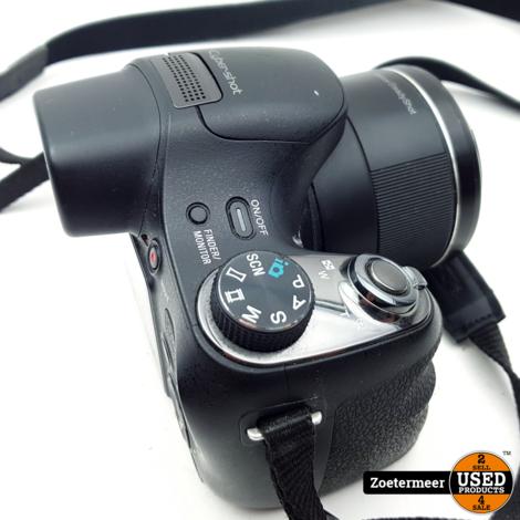 Sony Cybershot DSC H400