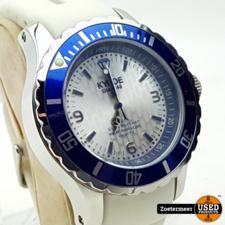 Kybo Kybo Giant mariner 48mm white blue horloge