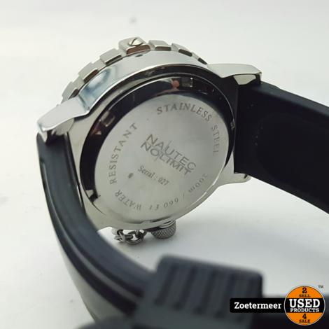 Nautica No Limit Stingray 200m diver horloge