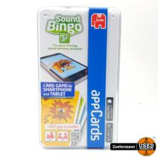 Jumbo sound bingo appcards NIEUW