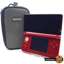 Nintendo Nintendo 3DS Rood
