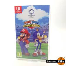 Nintendo Mario & Sonic op de Olympische Spelen Switch
