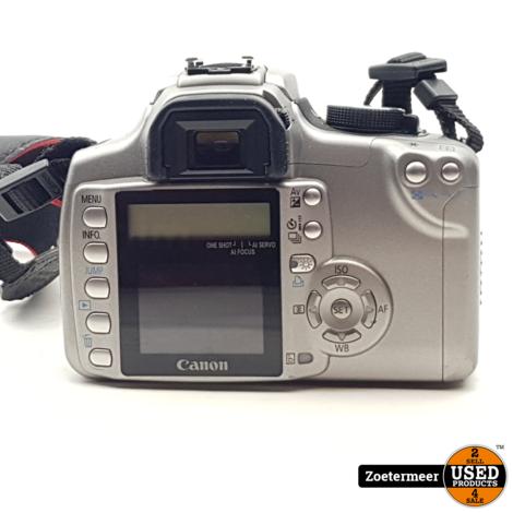 Canon EOS 350D + 18-55mm