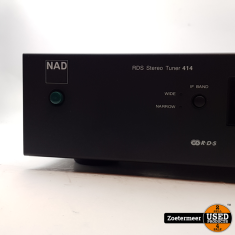 NAD RDS Stereo Tuner 414