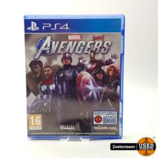 Sony Marvel Avengers PS4