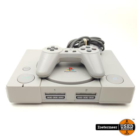 Playstation 1 Grijs