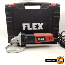 Flex Flex LE 9-10 125 Haakse slijper