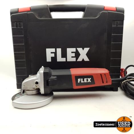 Flex LE 9-10 125 Haakse slijper