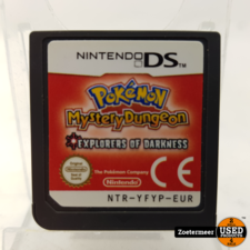 Pokemon Mystery Dungeon Explorer of Darkness DS (losse cassette)